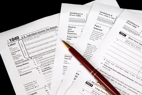 Changes In The Mortgage Interest Deductibility 1098 Tax Form Rules