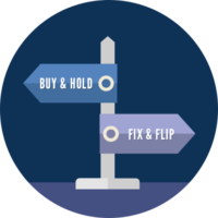 Buy and Hold or Fix and Flip Financing with Colony American Finance