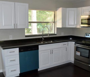 Custom Paint Kitchen Cabinets In Lakeland Fl