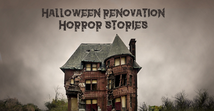 halloween horror stories for fix flip real estate investors