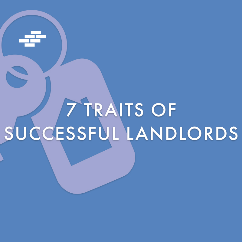 7 Traits of Successful Landlords | Colony American Finance